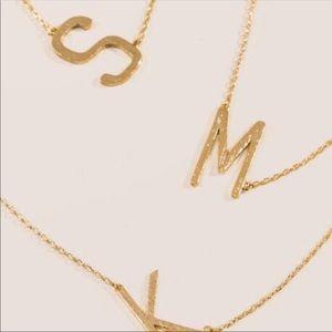 Francesca's Horizontal Necklace
